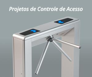 Projetos de controle de acesso